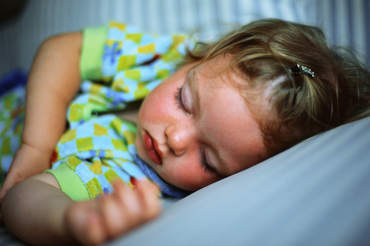 If you suspect your child has sleep apnea take them to see the doctor