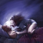 Scary Sleep Paralysis Stories: Awake in a Nightmare