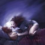 Scary Sleep Paralysis Stories: Awake in a Nightmare