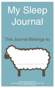 Sleep Journal Template