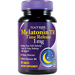 Using Melatonin to Help You Sleep